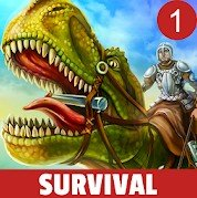 The Ark of Craft : Dinosaurs Survival