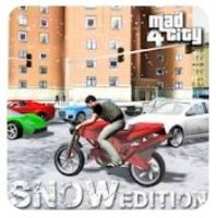 Mad City Stories 4 Snow Winter Edition